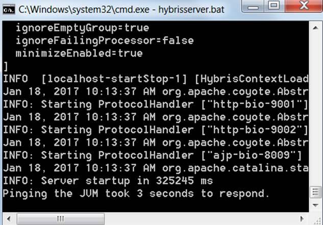 SAP Hybris Datahub