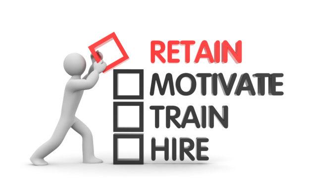 Retain talent