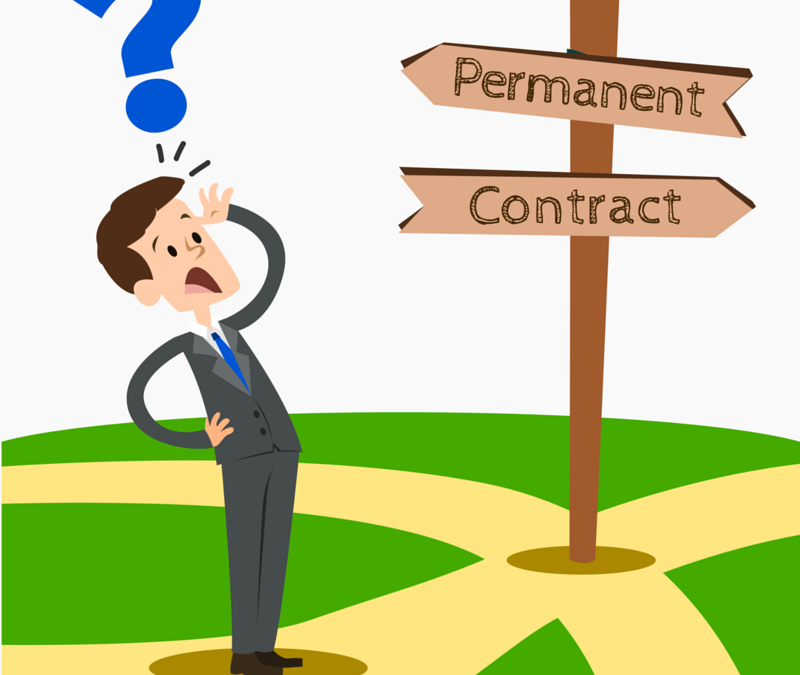 Contract vc permanent